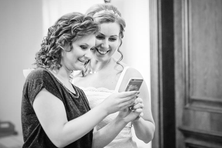 fotografia ślubna, przygotowania